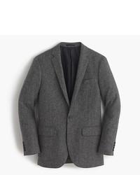 J.Crew Ludlow Blazer In Herringbone English Tweed