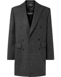 Junya Watanabe Oversized Wool Tweed Coat