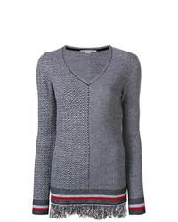 Stella McCartney Herringbone Knit Jumper
