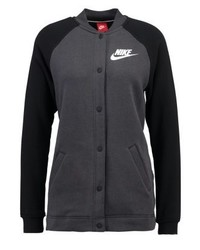 Nike Bomber Jacket Anthraciteblackwhite