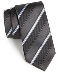 Boss woven silk tie medium 41066