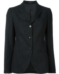 Pinstripe blazer medium 922987