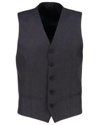 The Kooples Suit Waistcoat Grey