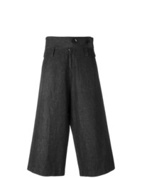 Y's By Yohji Yamamoto Vintage High Waist Cropped Trousers