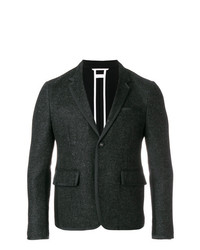 Thom Browne Bicolor High Armhole Wool Sport Coat