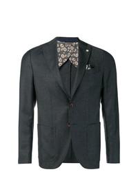 Manuel Ritz Classic Wool Blazer