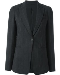 One button blazer medium 733645