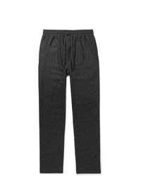YMC Brushed Woven Drawstring Trousers