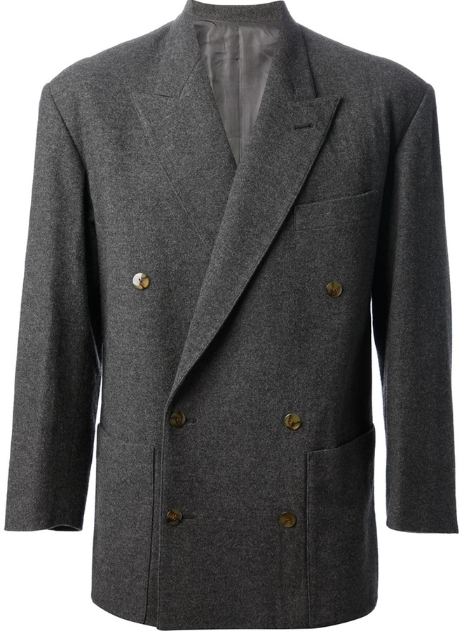 1f6bf3757789 Jean Paul Gaultier Vintage Double Breasted Suit