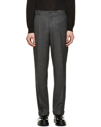 Paul Smith Grey Wool Suit Trousers
