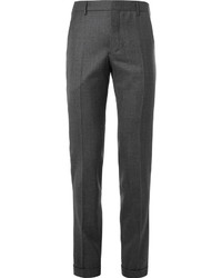 Slim fit wool trousers medium 806314