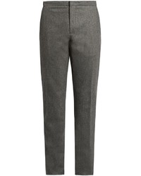 Incotex Slim Leg Wool Trousers