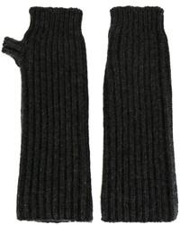 Knitted fingerless gloves medium 616649
