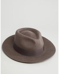 Brixton Fedora Hat Swanson