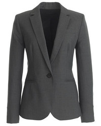 J.Crew Campbell Blazer In Super 120s Wool