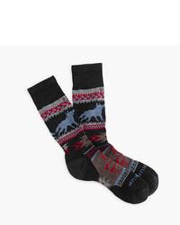 J.Crew Chuptm Smartwool Socks