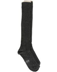 Eleventy Ribbed Socks
