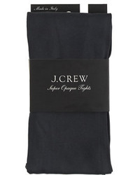 J.Crew Super Opaque Tights