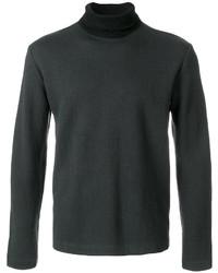 Contrast roll neck sweater medium 5274854