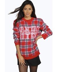 Christmas Crew-neck Sweater