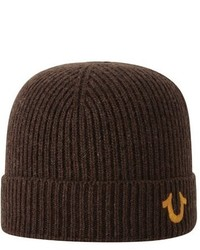 Brand jeans rib knit cap medium 385489
