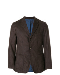 Jijibaba Single Breasted Blazer