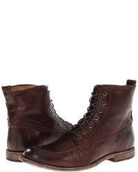 Dark Brown Boots | Men's Fashion