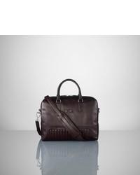 Dark Brown Briefcase