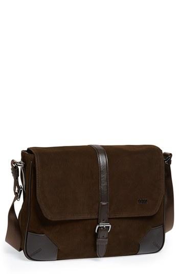 64ab162c9b79 ... Bags BOSS HUGO BOSS Savage Messenger Bag Dark Brown One Size