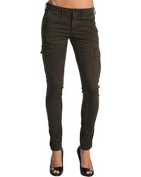 dark brown pants for women - Pi Pants