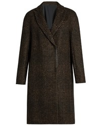 Brunello Cucinelli Prince Of Wales Checked Flannel Coat