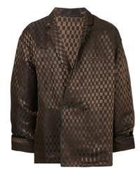 Haider Ackermann Robe Styled Blazer