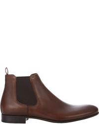 Dark brown chelsea boots original 9659569