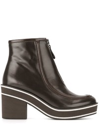 Paloma Barceló Chunky Heel Ankle Boots