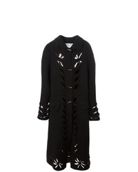 Christian Dior Vintage Cutout Long Coat