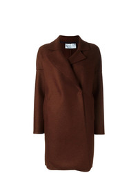 Harris Wharf London Notched Lapel Coat