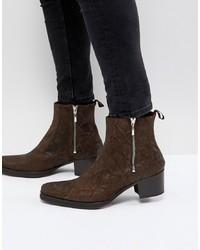 Jeffery West Manero Chelsea Boots