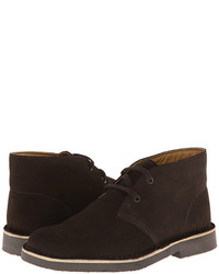Dark Brown Desert Boots