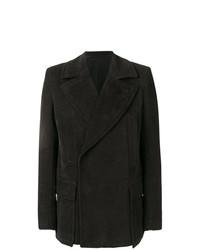 Ann Demeulemeester Wide Lapel Blazer Jacket
