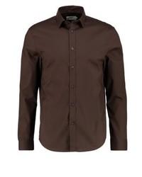 Pier One Formal Shirt Brown