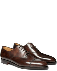 Dark brown dress shoes original 11345384