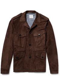 Dark Brown Field Jacket