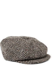Muirfield wool tweed flat cap medium 85811