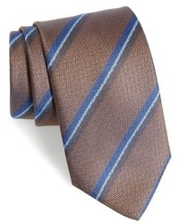 Stripe silk tie medium 950971