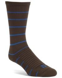 Tommy John Nick Performance Stripe Socks