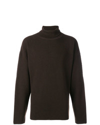 Tom Ford Rib Knit Turtleneck Sweater