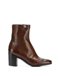 Alberto Fasciani Heeled Ankle Boots