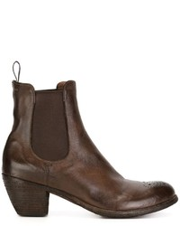 Mid heel ankle boots medium 630070