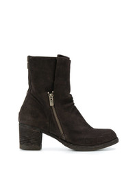 Officine Creative Varda Zipped Boots