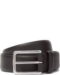 3cm brown snakeskin belt medium 1149140
